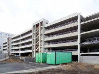 Parking house Mlada Boleslav (2016)